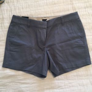 J. By J.crew shorts.